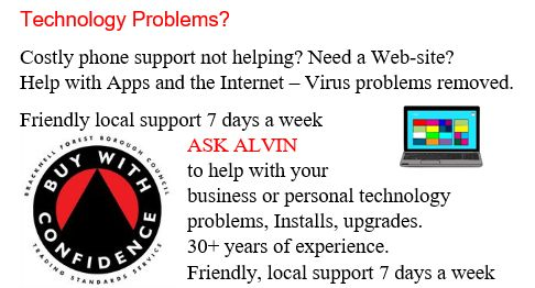 Ask Alvin to help